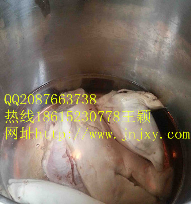 熟食的制作过程,猪头肉卤制方法